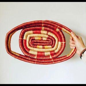 Woven tray
